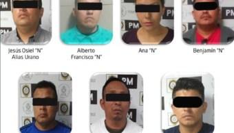Detienen a 7 expolicías por desaparición forzada en Veracruz