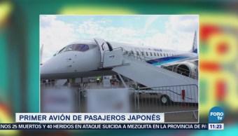 Extra Primer avión de pasajeros japonés