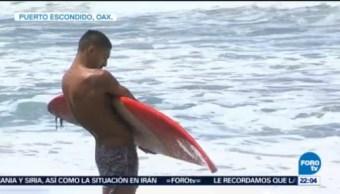 Finaliza Torneo De Surf Puerto Escondido Oaxaca Mar De Fondo