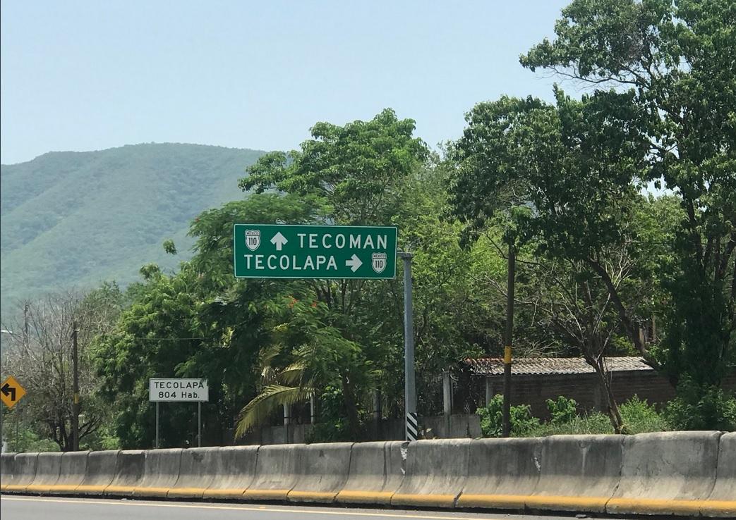 Hallan fosas en Colima con restos humanos de cinco personas