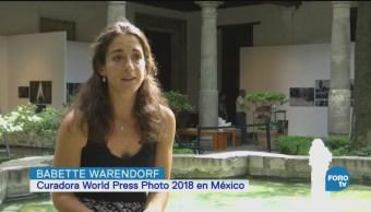 World Press Photo Celebra Mejor Fotoperiodismo El Museo Franz Mayer Ciudad De México