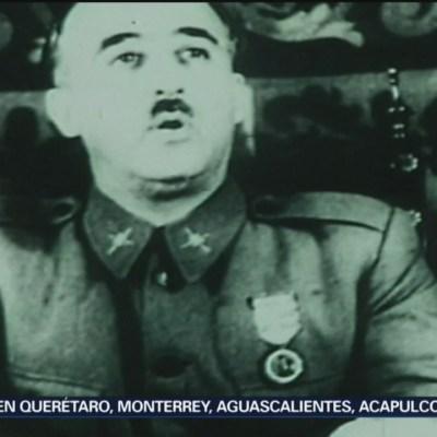Franco sigue dividiendo a los españoles