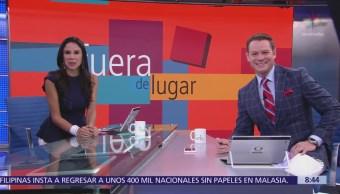 Fuera de Lugar: Periodista golpea a Cuauhtémoc Blanco