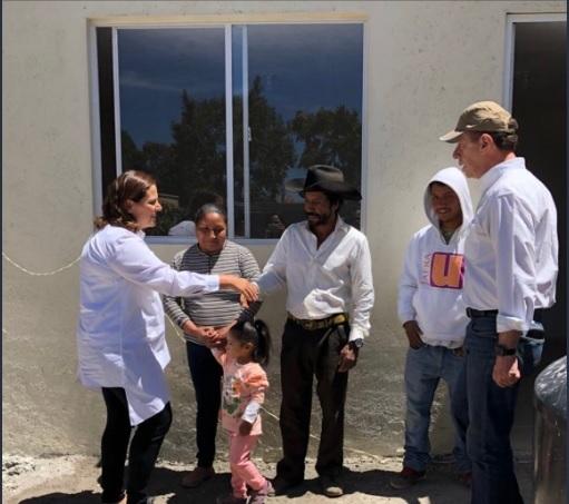 'Fuerza México' ayuda a reconstruir inmuebles dañados por sismos