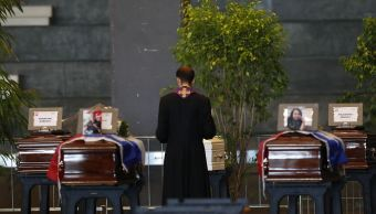 Puente Génova familiares de muertos rechazan funeral