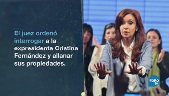 Argentina Busca Millones Sustraídos Era Kirchner