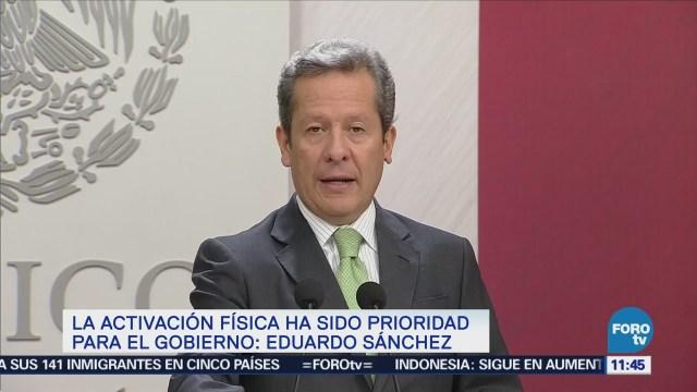 Gobierno de México recupera 73 espacios deportivos