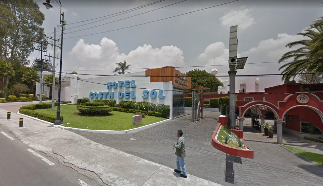 Goteras, presuntas culpables de muerte de hombre en hotel CDMX