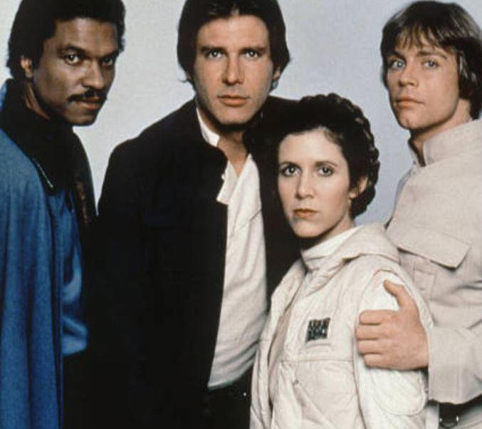 Subasta Star Wars: Sale chamarra de Han Solo en Londres