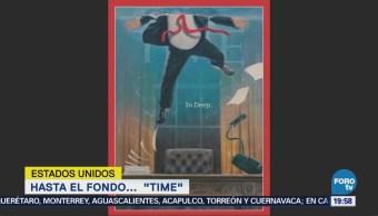 'Hasta El Fondo', Portada Revista Time Dedicada Trump