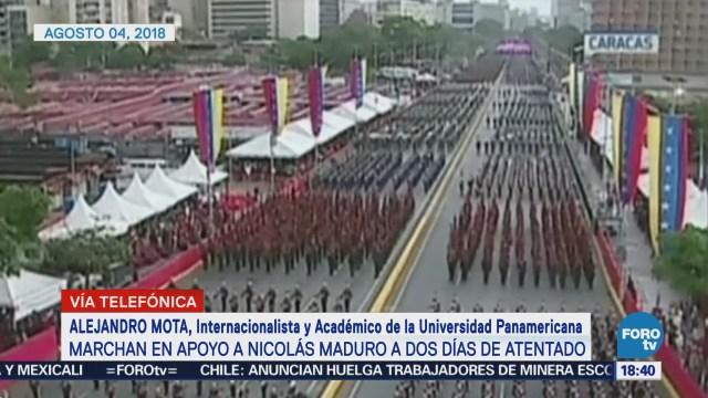 Dudar Autenticidad Atentado Contra Maduro