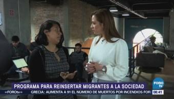 'Hola Code', el proyecto que buscar la reinserción social de migrantes