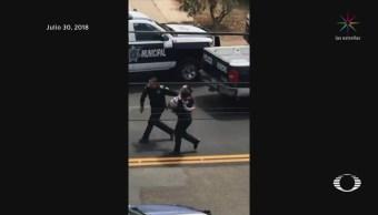 Hombre Tomó Familia Rehén Tijuana Antecedentes Penales