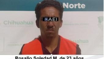Homicidio Rafita; vinculan a proceso al presunto agresor