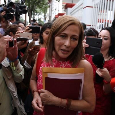 Tatiana Clouthier rechaza cargo en Segob; se quedará como diputada