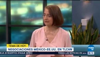 Acuerdo Comercial No Al Tlcan Luz María De La Mora Profesora Del Cide Experta En Comercio Internacional Implicaciones De Un Acuerdo Comercial Y No Tlcan