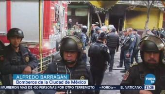 Incendio De Local Merced Causa 3 Muertos Ciudad De México Mercado De La Merced Procuraduría Capitalina Investiga El Siniestro
