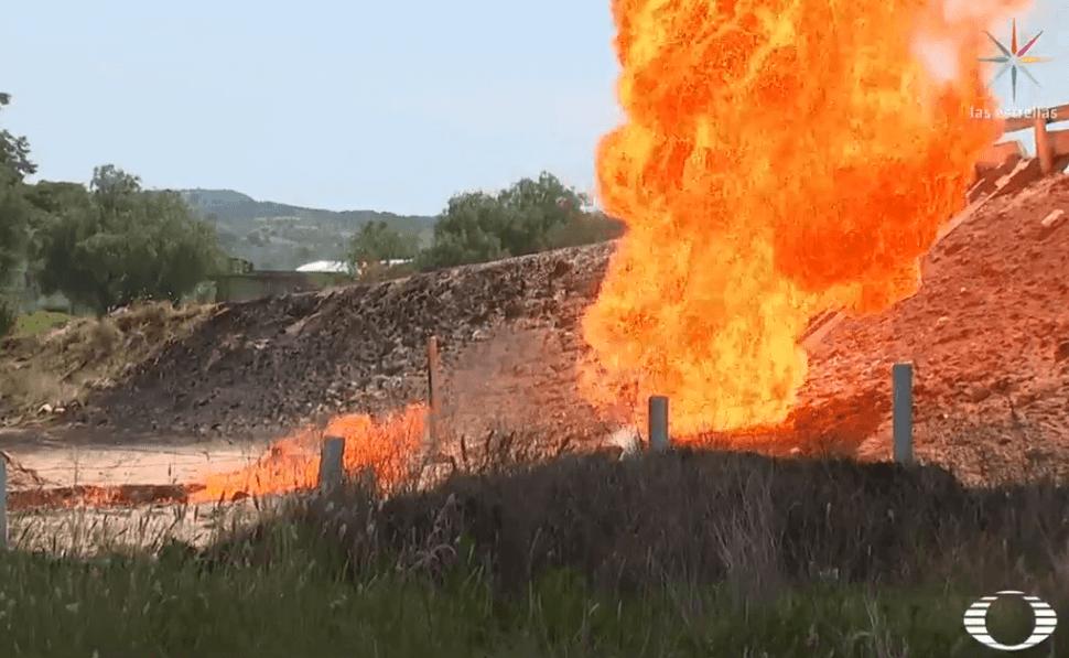 Huachicoleros ahora roban gas LP y clonan pipas