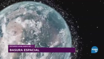Industria Espacial Mexicana Nanosatélites Carlos Duarte Basura Espacial