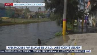 Inicia limpieza de la avenida Vicente Villada, luego de inundaciones