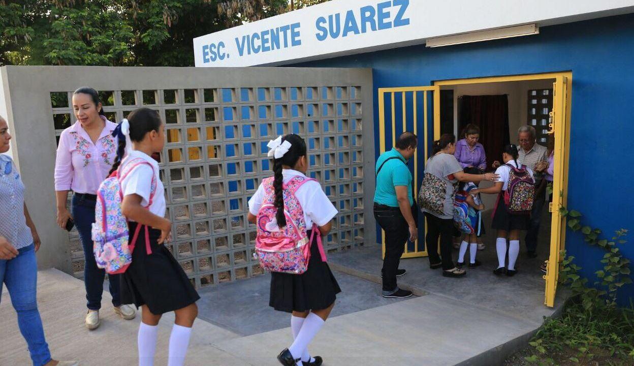 inician clases en escuelas de nivel básico en Sinaloa