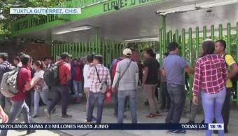 Investigan tres muertes por novatadas en normal de Chiapas