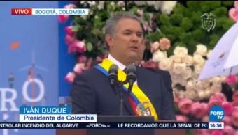 Iván Duque Plantea Proyectos Económicos Colombia