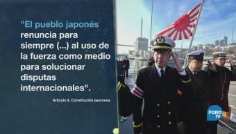 Japón aumenta los ejercicios militares