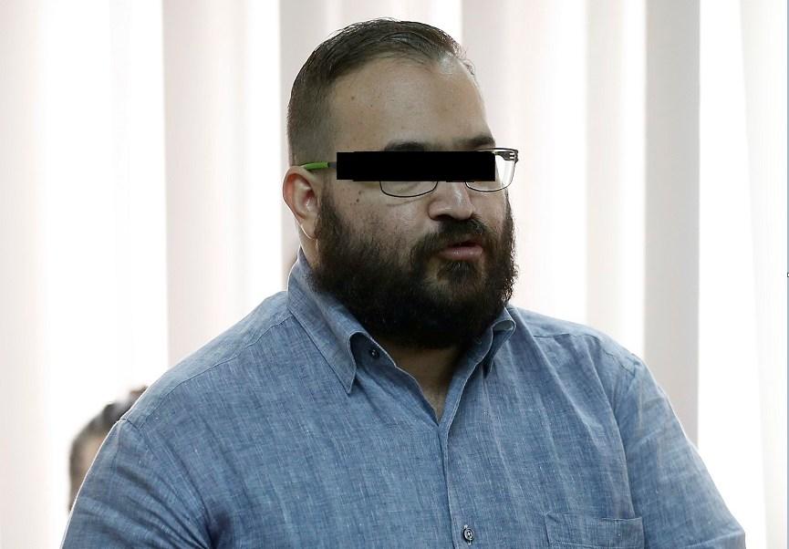 Javier Duarte se declara culpable de dos delitos; sentenciado a 9 años de prisión