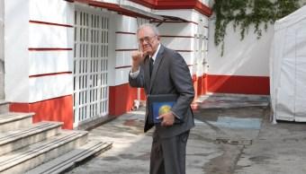 Se replanteará propuesta del nuevo aeropuerto, asegura Jiménez Espriú