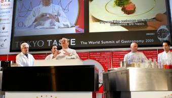 Joël Robuchon, chef francés con 32 estrellas Michelin