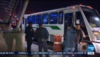 Matan A Pasajero Transporte Público Oponerse A Asalto Iztapalapa
