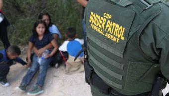 Permiten salida voluntaria de niños migrantes en EEUU