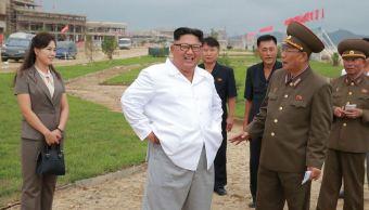 Kim Jong-un critica sanciones internacionales contra su país