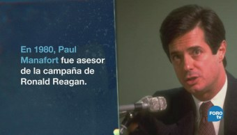 Conexión Rusa De Paul Manafort Campaña Trump