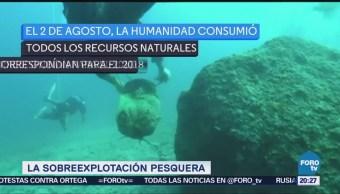 La sobreexplotación pesquera en México