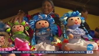 Tradicional Muñeca Amealco Querétaro Reconocimiento Protección