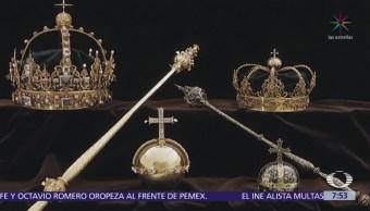 Ladrones roban joyas de la monarquía en Suecia