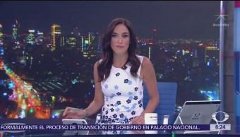 Las noticias, con Danielle Dithurbide: Programa del 20 de agosto del 2018