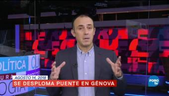 Las Noticias con Julio Patán Programa del 14 agosto 2018