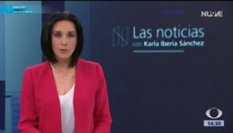 Las Noticias, con Karla Iberia: Programa del 17 de agosto de 2018