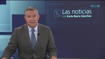 Las Noticias, con Karla Iberia: Programa del 24 de agosto de 2018