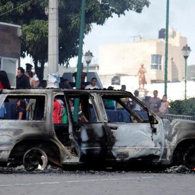 Familiares de hombres linchados en Puebla exigen justicia