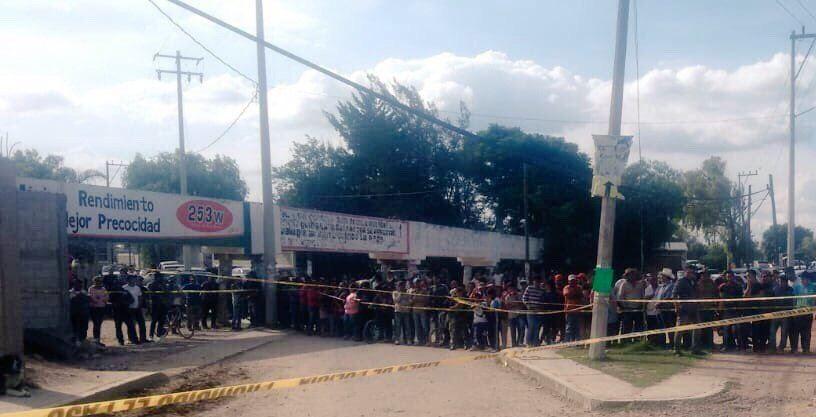 Linchan a pareja en Hidalgo por presunto robo de un niño