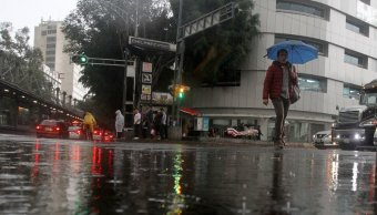 fuertes lluvias dejan severas inundaciones iztapalapa y tlahuac