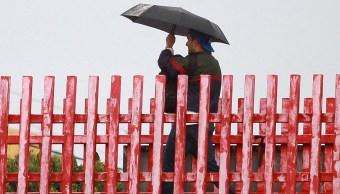 SMN prevé tormentas en la mayor parte de México