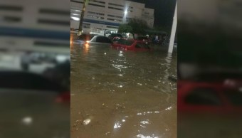 Lluvia en Sonora provoca inundaciones y cortes de electricidad