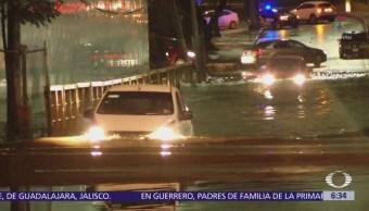 Lluvia provoca accidente con un muerto en la México Pachuca