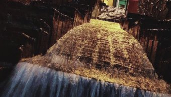Lluvias afectan calles de Guanajuato por cuarto día consecutivo