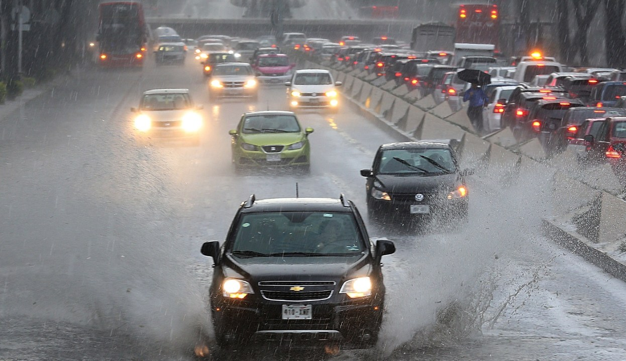 Llueve en la CDMX; activan alerta amarilla en 14 delegaciones